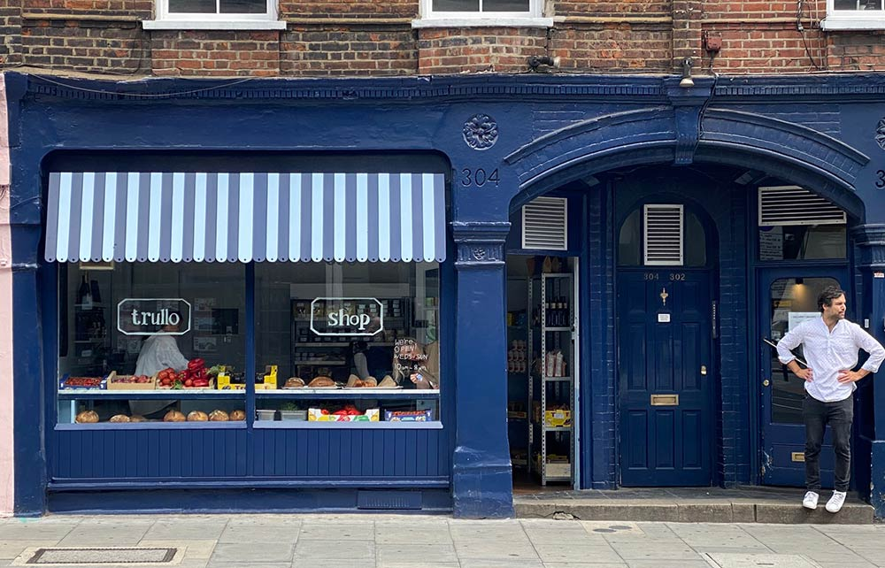 Trullo opens a deli next door to their Islington restaurant