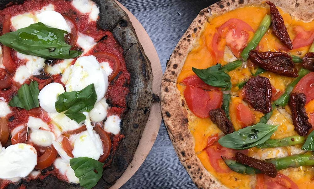 Zia Lucia are bringing their pizzas to Aldgate East