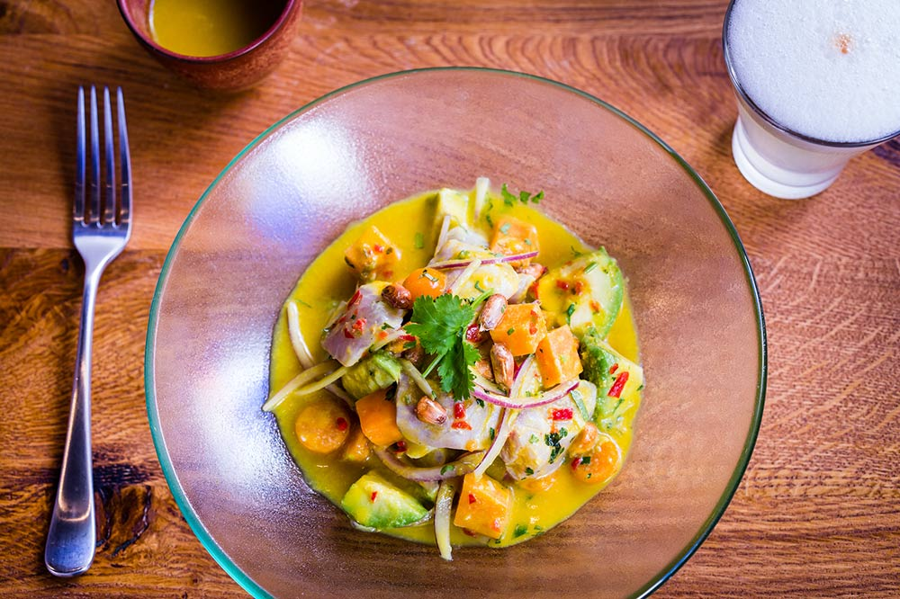 Andina returns - the Peruvian restaurant finds a new home in Spitalfields
