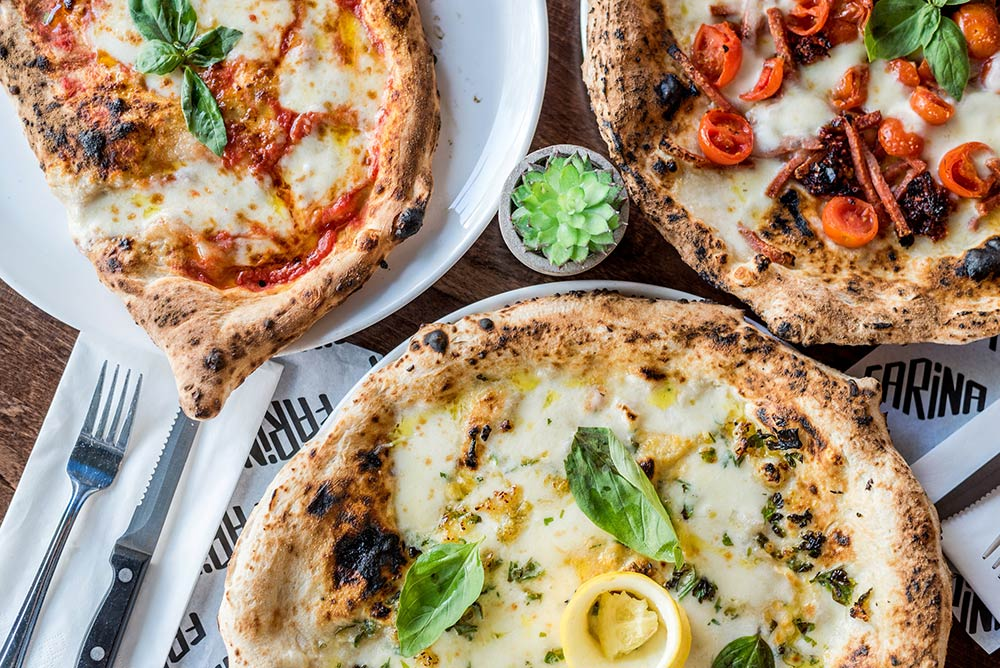 Farina Pizzeria are returning to Notting Hill