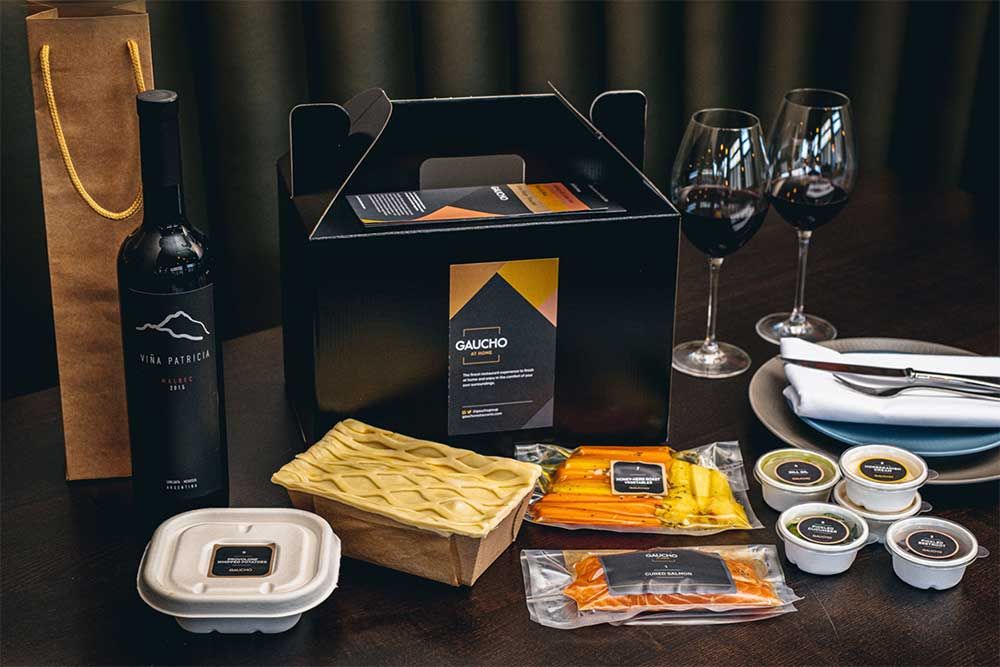 Gaucho launch at-home meal kits with Beef Wellington, pies and Sunday lunch