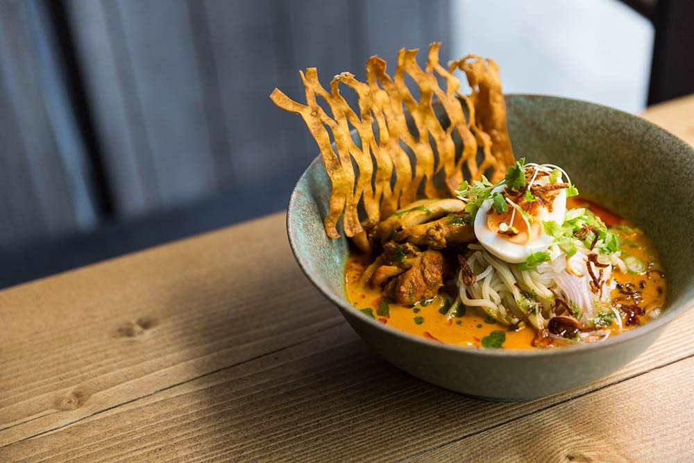 Top Burmese restaurant Laphet is opening in Covent Garden