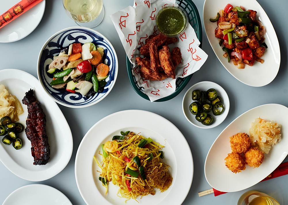 The Red Duck is a new neighbourhood Chinese restaurant for Balham