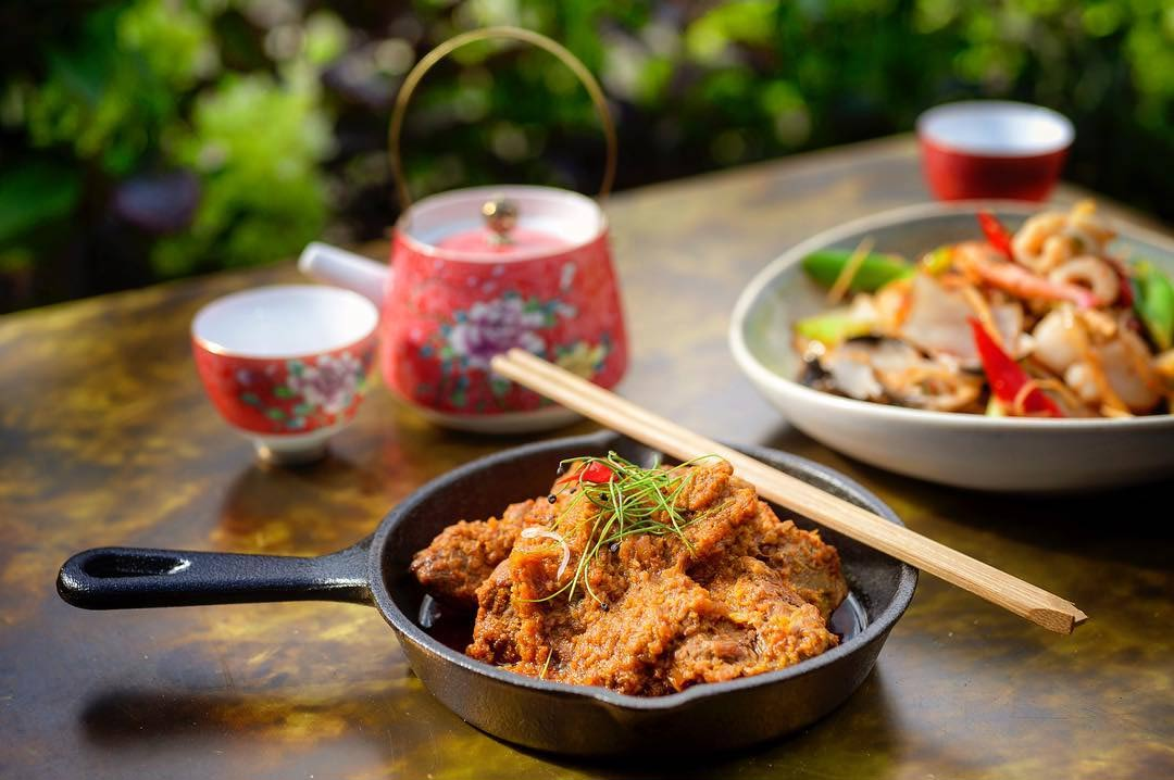 Bicester's Shan Shui restaurant to open in London