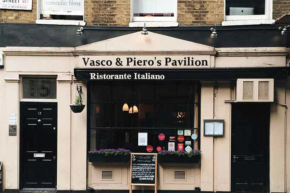vasco and pieros pavilion closing down