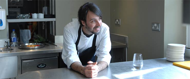 Nuno Mendes Interview - chatting with the chef behind Viajante
