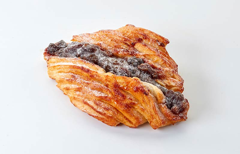 The mince pie croissant from Paul
