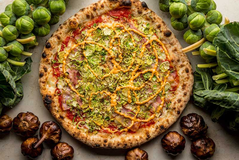 sprout pizza