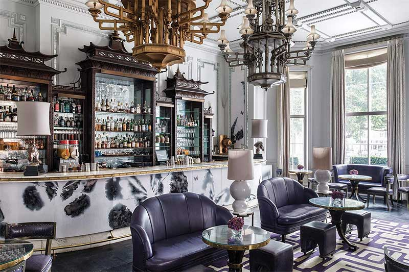 artesian bar the langham hotel london