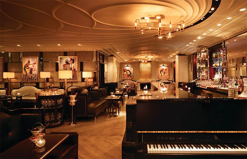 Bassoon Bar at The Corinthia