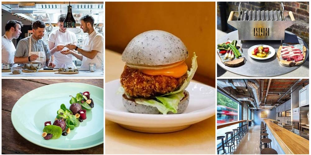 Hot Right Now - London's hottest restaurants June