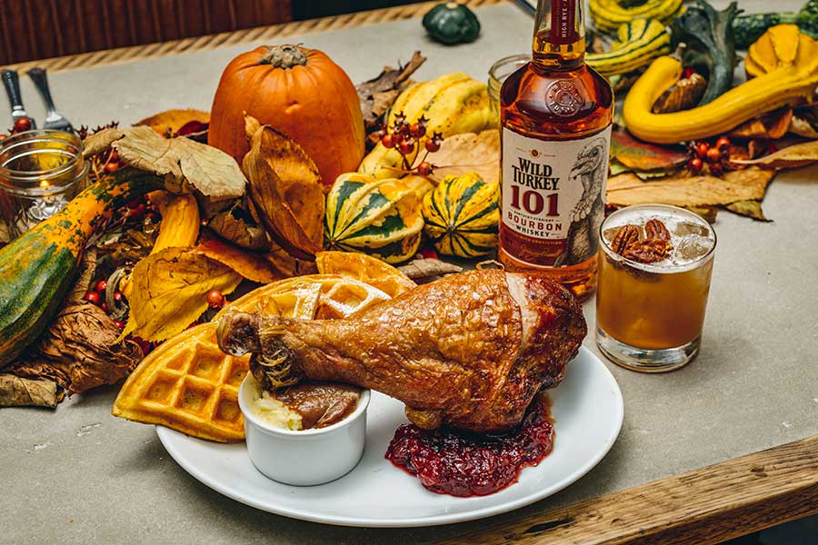 Where to eat in London for Thanksgiving