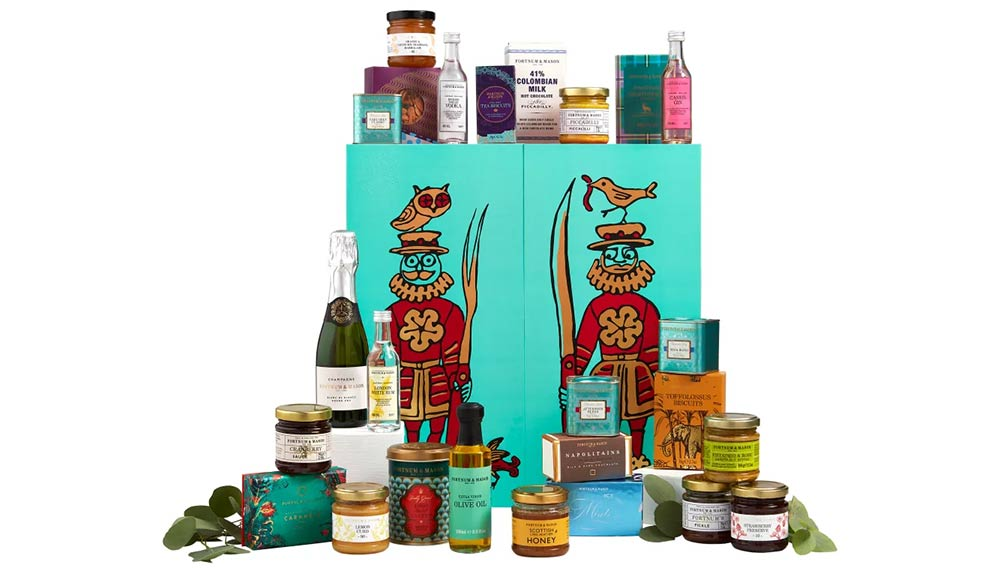 The Feasting Calendar from Fortnum & Mason
