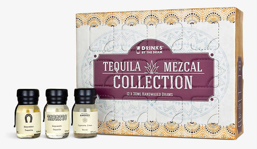Tequila and Mezcal (and more) from Drinks by the Dram