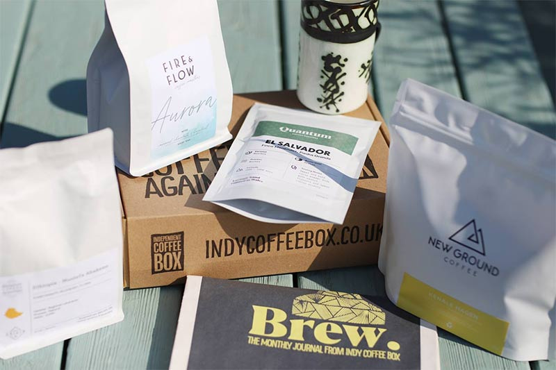 Independent Coffee Box
