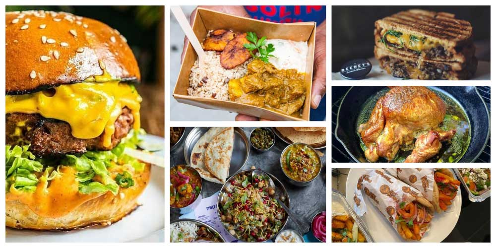 best food delivery places in walthamstow and leyton