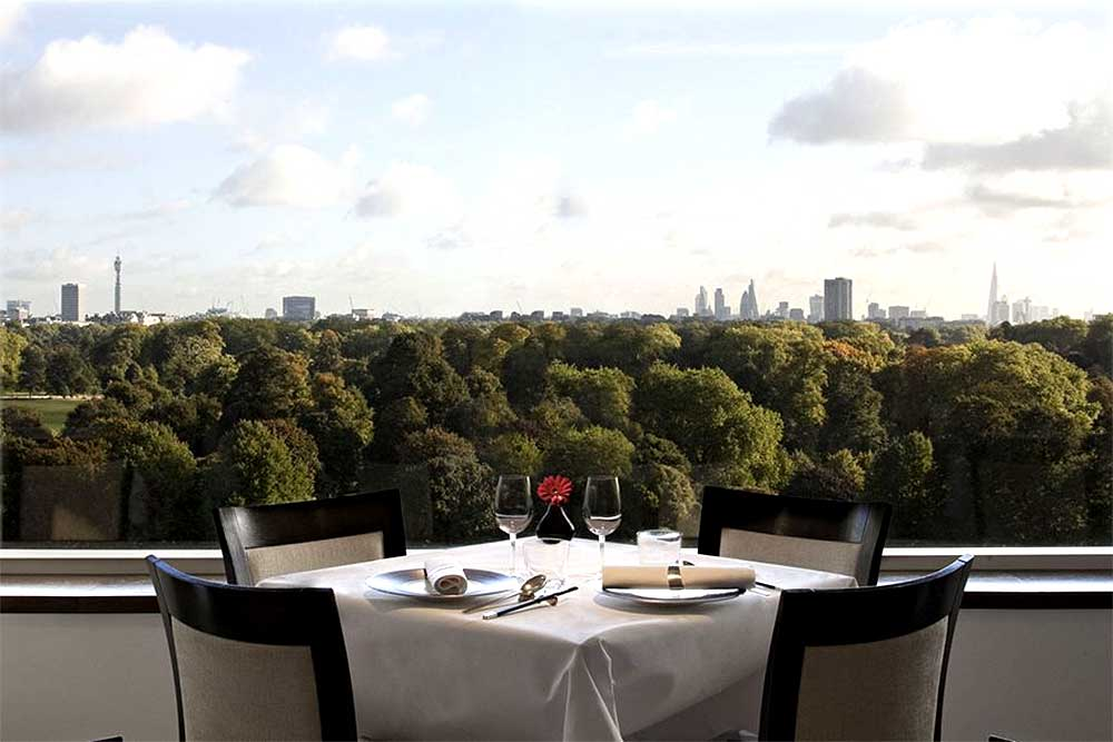 London's best high rise restaurants