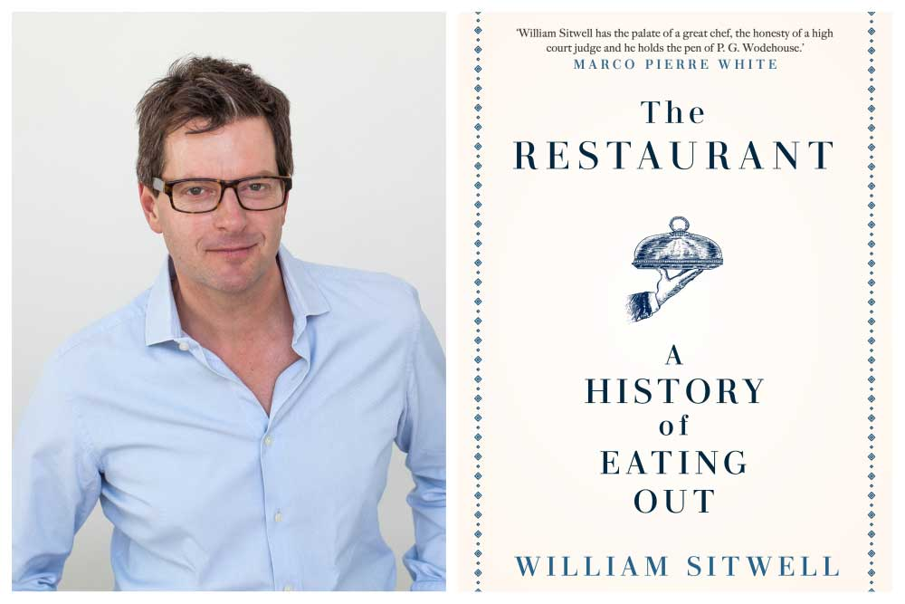 william sitwell history of eating out in london