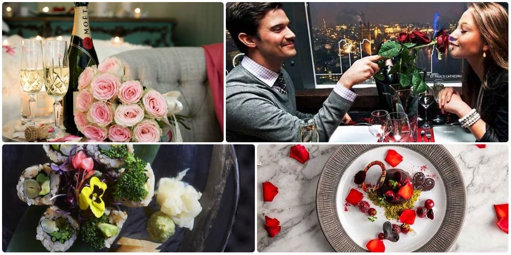 london's best restaurants for valentine's day 2020