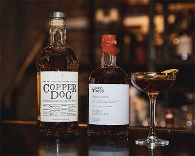 whisky cocktails in london for world whisky day