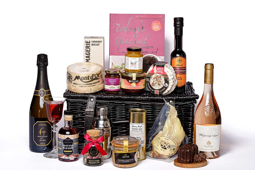 best london christmas hampers