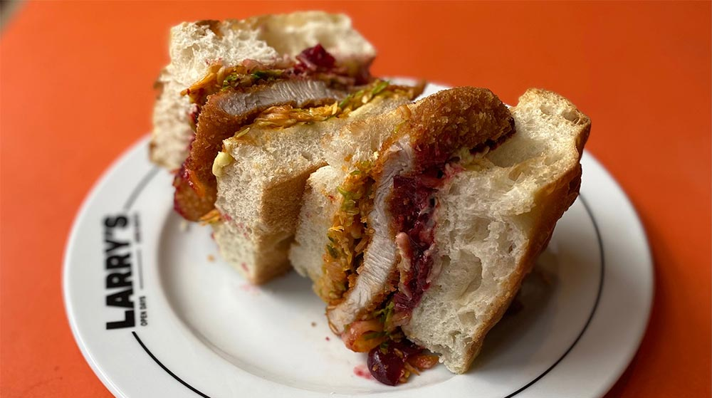 london's best christmas sandwiches 2020