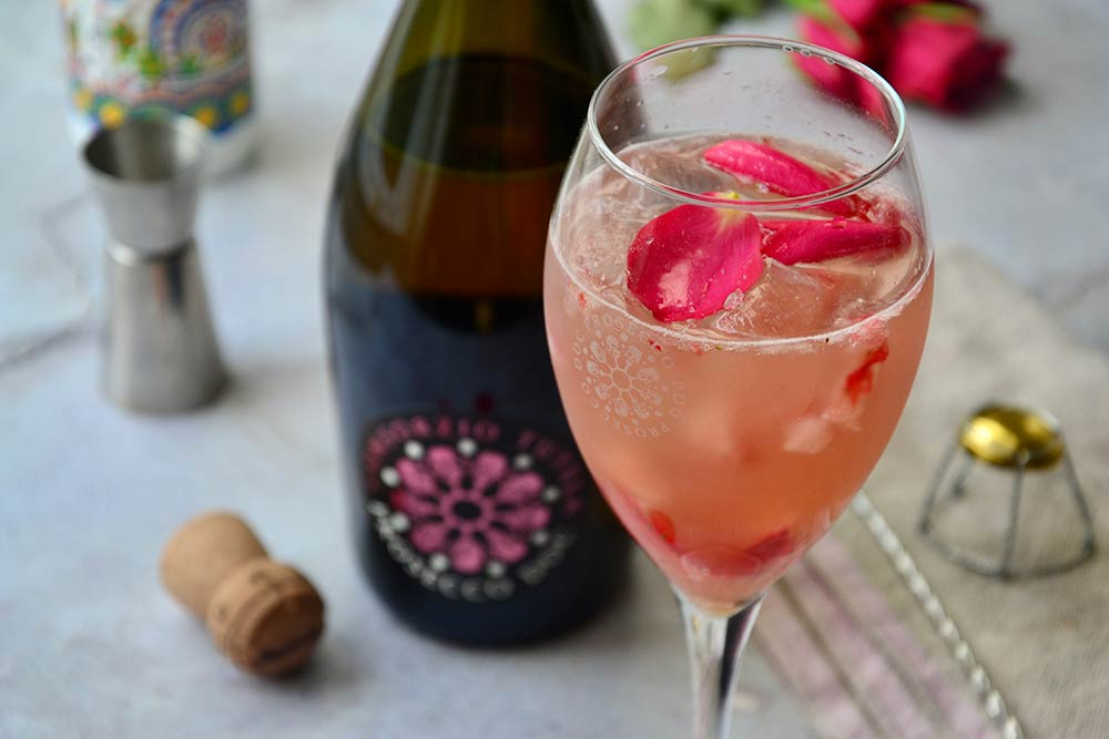 Valentine's day recipes and cocktail ideas