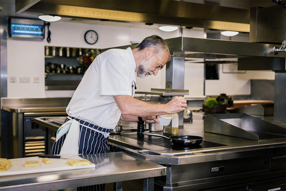 Get 20% off online Michelin-Starred cookery courses with Learning with Experts