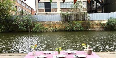 Hackney's Towpath Cafe is reopening for the winter