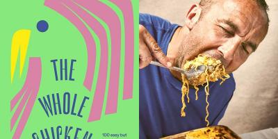 Win a copy of Carl Clarke's cookbook, The Whole Chicken