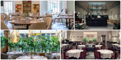 New Michelin starred restaurants in London for 2021