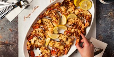 Burger & Lobster unleash a limited edition lobster thermidor kit