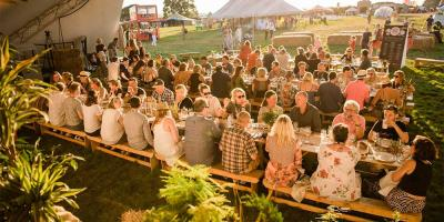 The Big Feastival is back with Nathan Outlaw, Sigala and Tom Brown headlining