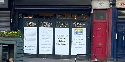 The Wine Artist is a new Italian wine bar for Highgate