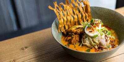 Top Burmese restaurant Lahpet is opening in Covent Garden