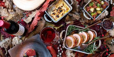 The best London restaurants for Thanksgiving 2019