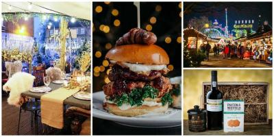Christmas and New Year food and restaurant guide for London in 2019