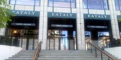 Eataly reveal plans for their first London store at Broadgate in the City