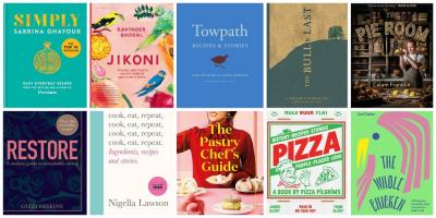 The best cookbooks for Christmas presents for 2019