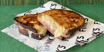 Fink's Gillespie reopens with a new toastie menu and other treats