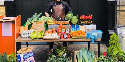 London's best food shops making home deliveries