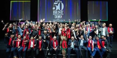 There will be no World's 50 Best Restaurants awards this year