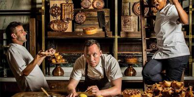 Holborn Dining Room's Calum Franklin is bringing out a pie book