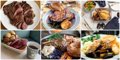 The best Sunday lunch deliveries in London