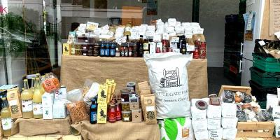 Nourished Communities sells farmers market produce from its Canonbury shop