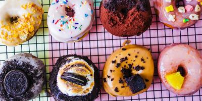 Treats Club is opening their permanent hot donut bar in Hackney