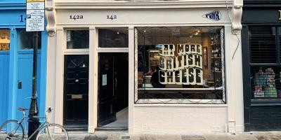The Cheese Bar opens Funk, a cheese shop on Columbia Road