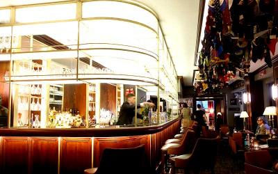 Test Driving The American Bar at The Stafford London - the historic bar gets a sympathetic revamp