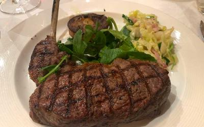 The Guinea Grill revisted - a steak haven in Mayfair