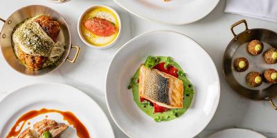 Enjoy alfresco dining at Kitchen at Holmes with 30% off